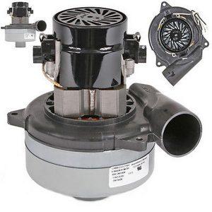 موتور وکیوم AMETEC مدل اگزوزدار دو پروانه