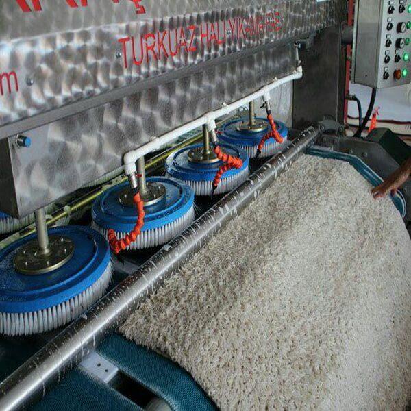 قالیشویی تمام اتوماتیک مدل KM400