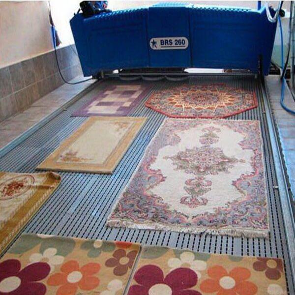 تجهیزات قالیشویی و لوازم قالیشویی