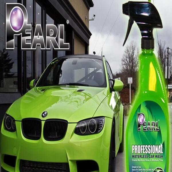 اسپری تمیز کننده بدنه ماشین