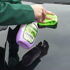 اسپری تمیز کننده بدنه خودرو نانو