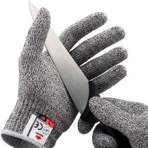 دستکش ایمنی ضد برش nocry